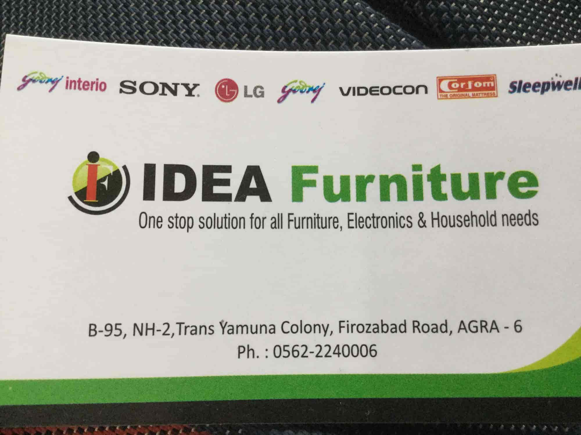 Idea Furniture Photos, Trans Yamuna Colony, Agra  Pictures U0026 Images Gallery    Justdial