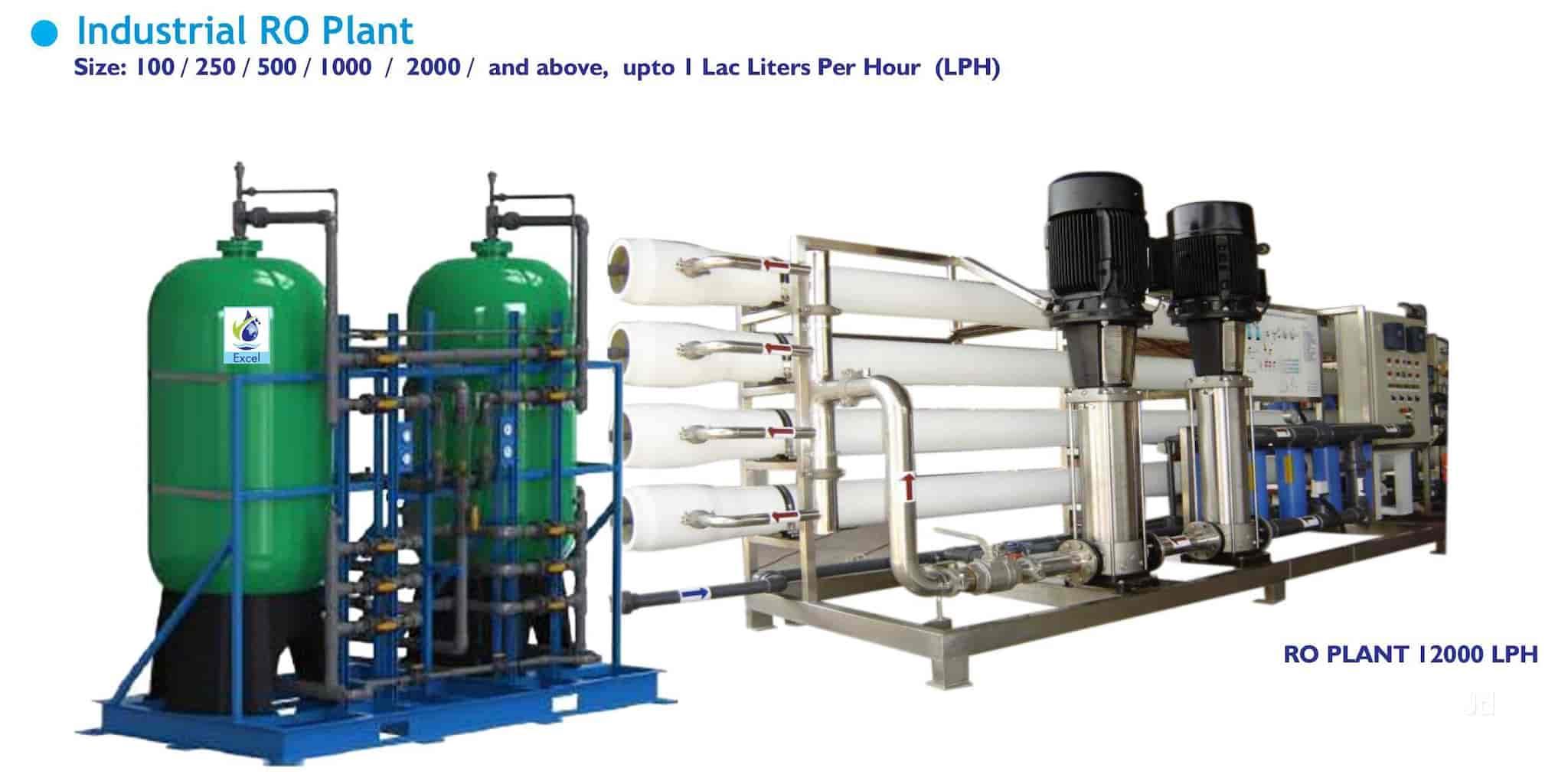 Excel Filtration Pvt Ltd Satellite Sewage Treatment Plants in