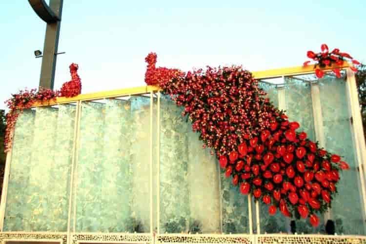 Flower Decoration urvi flower decoration, kalupur, ahmedabad - wedding decorators