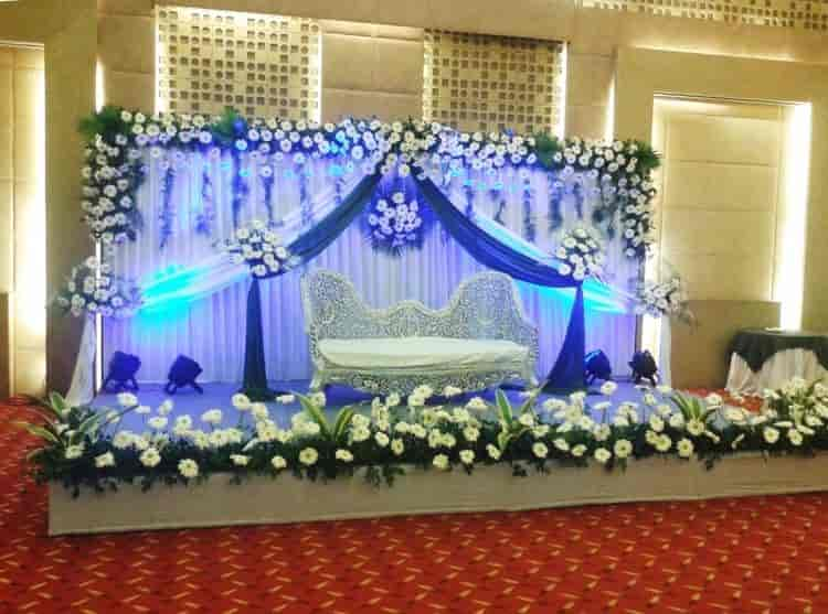 Flower Decoration shrinath flower decoration, jivraj park, ahmedabad - birthday