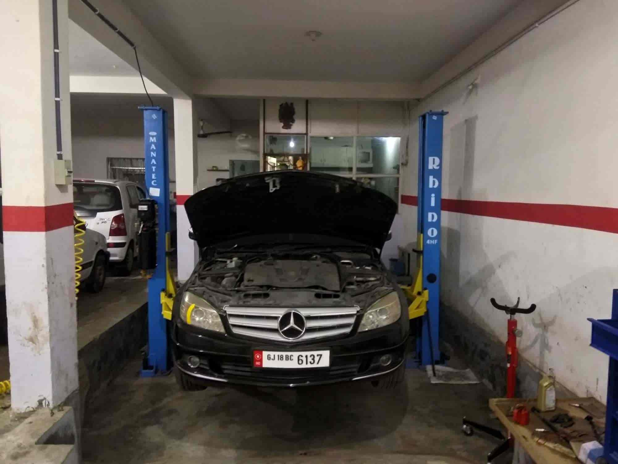 Euro Car Tech Naranpura Vistar Second Hand Car Dealers In