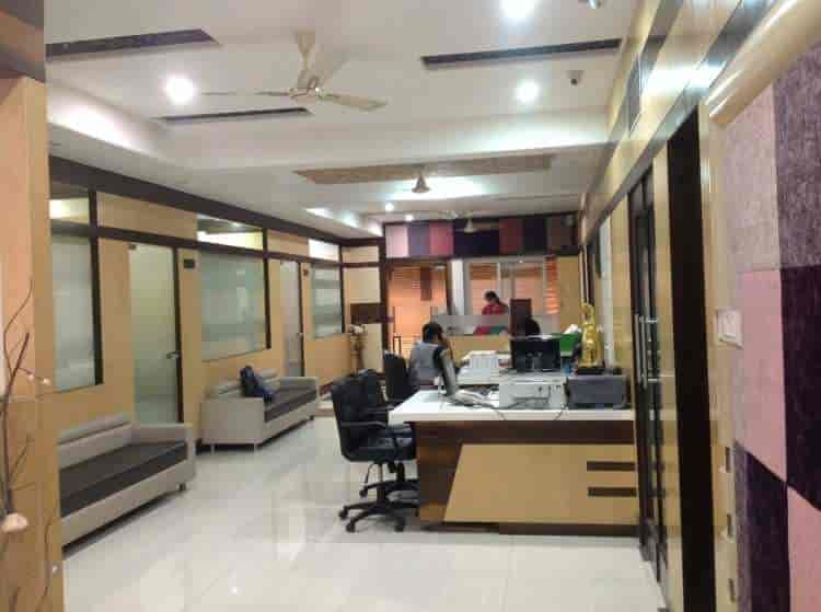 Inside View Of Office