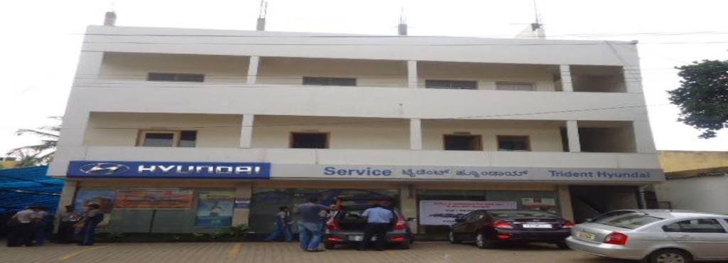 Trident Hyundai (service Centre), Jp Nagar 6th Phase - Trident ...