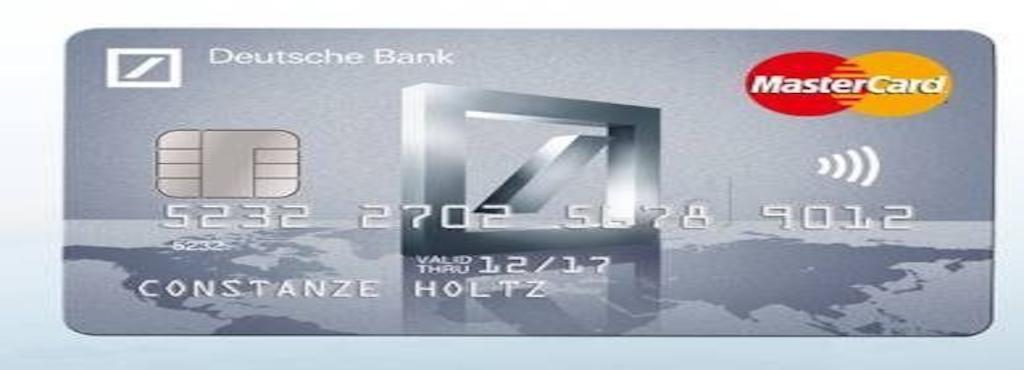 Deutsche Bank Mastercard Debit