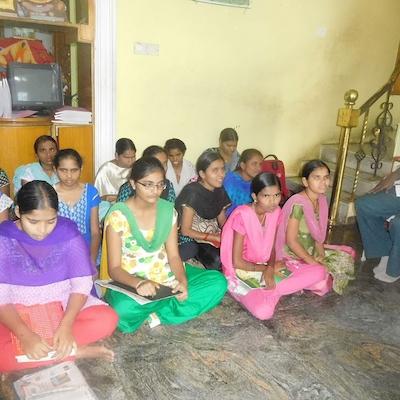 Sahana Charitable Trust For the Disabled, Nagarbhavi