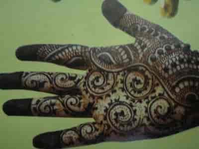 Bridal Mehndi Artist In Bangalore : Sanskriti bridal mehendi artist btm layout st stage sanskruti
