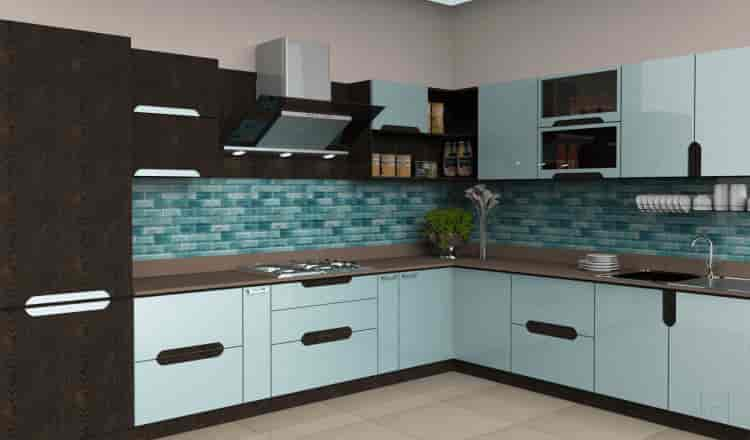 Kitchen Tiles Bangalore abesquare, hsr layout sector 1, bangalore - modular kitchen