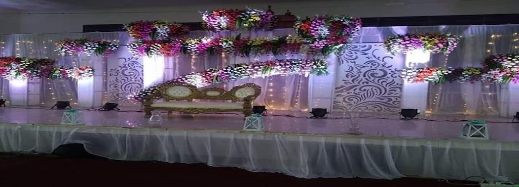 Saptapadi Wedding Planners Rajarajeshwari Nagar Flower Decorators
