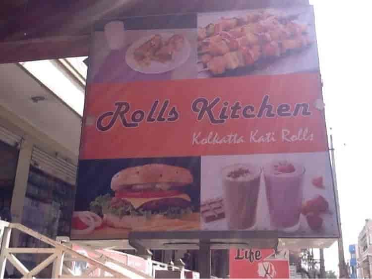 Rolls Kitchen Mathikere Bread Sandwich In Bangalore