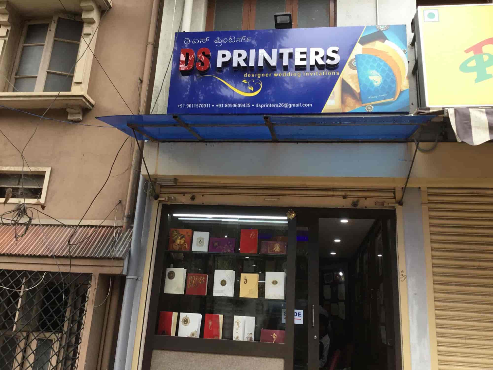 D s printers jayanagar 4th t block wedding card printers in d s printers jayanagar 4th t block wedding card printers in bangalore justdial stopboris Image collections