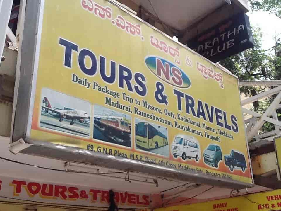 Bangalore Tours And Travels Agents
