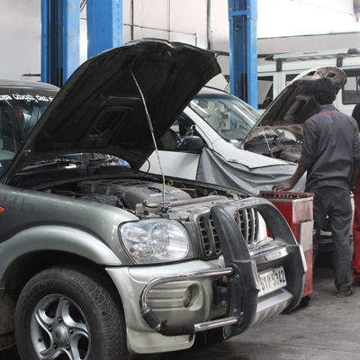 Chrome Motors, Mysore Road - Car Repair & Services-Mahindra
