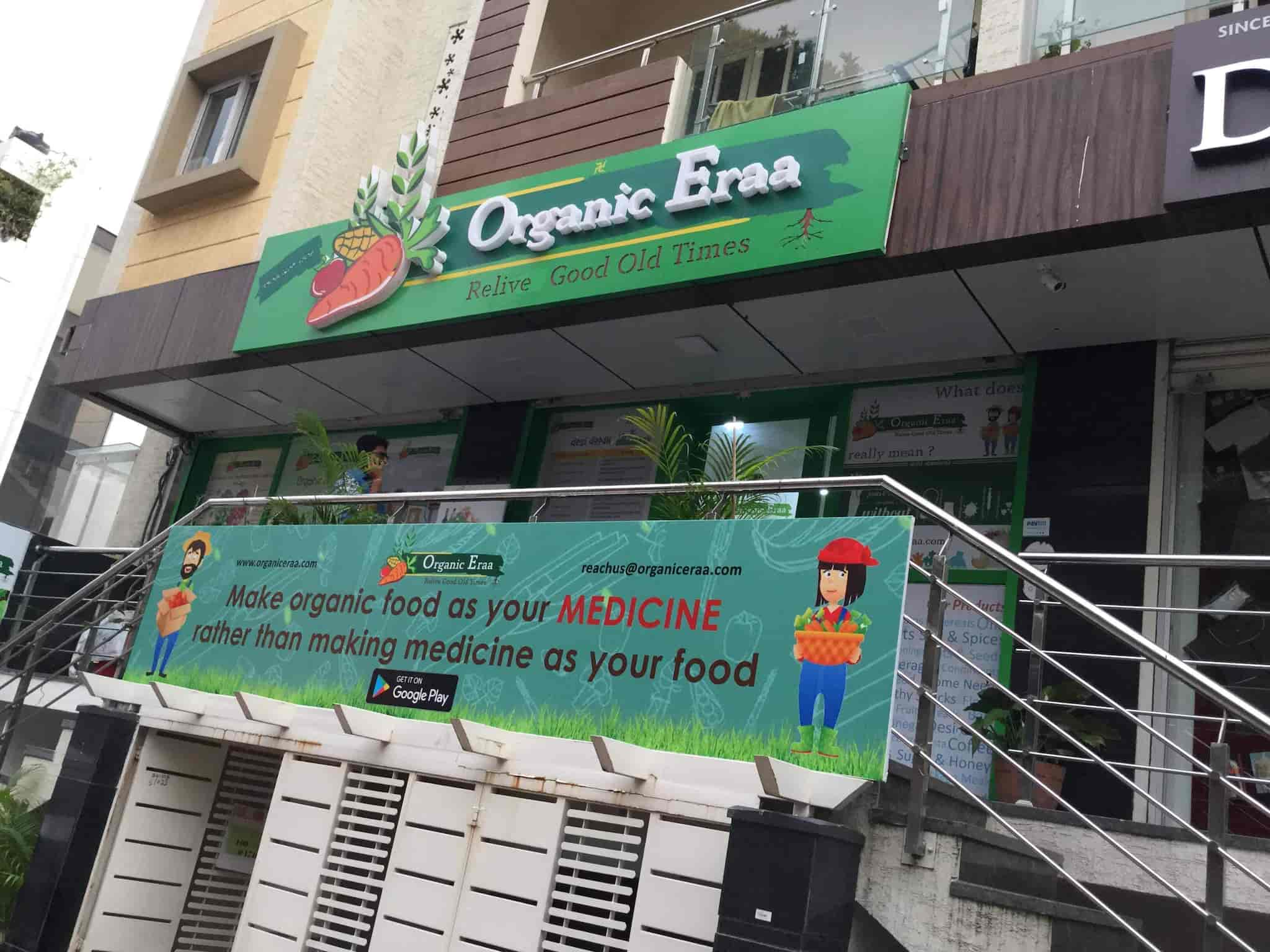 Top Organic Grocery Stores in Sarjapur Road - Best Organic