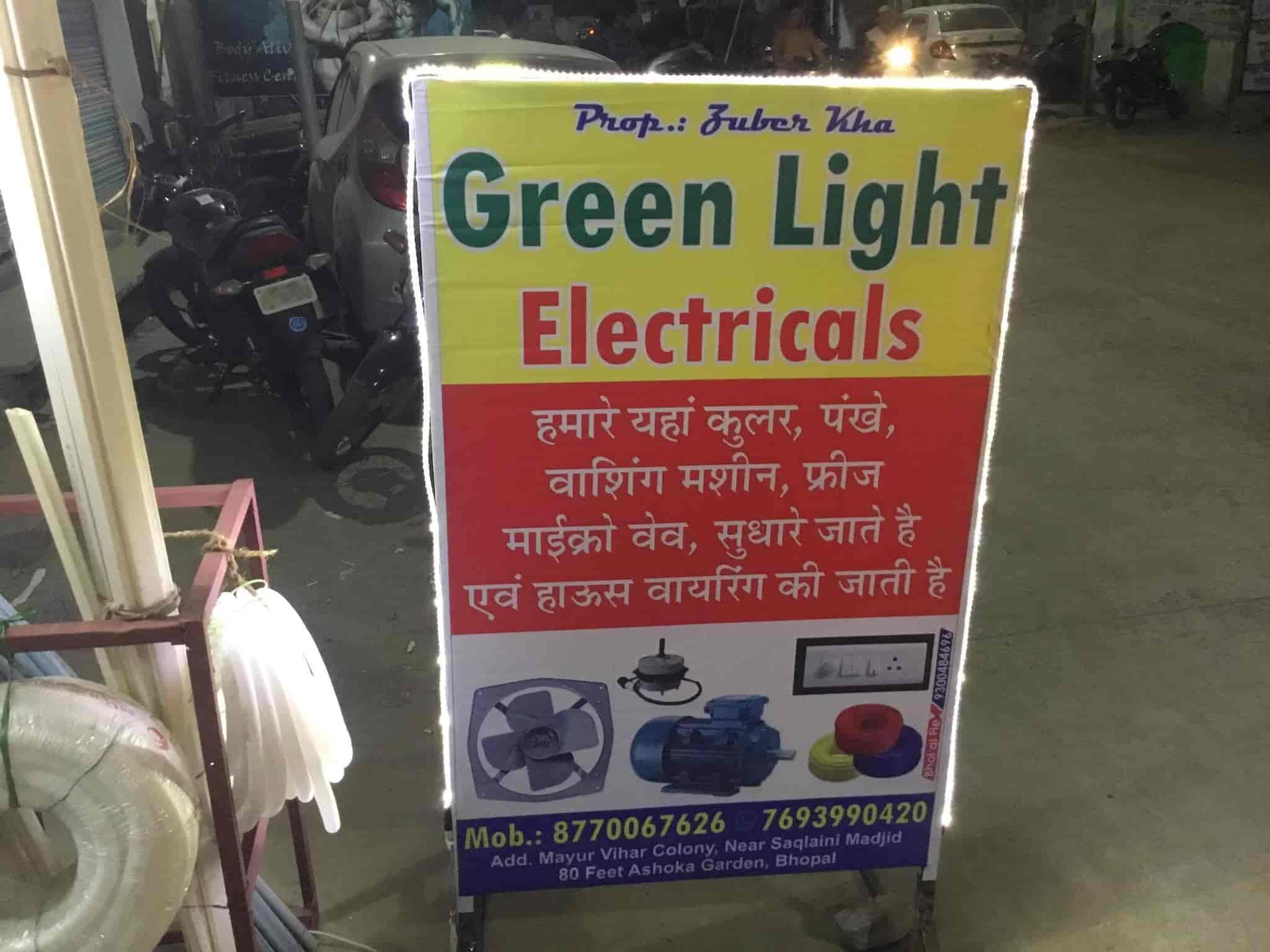 Green Light Photos, Ashoka Garden, Bhopal- Pictures & Images