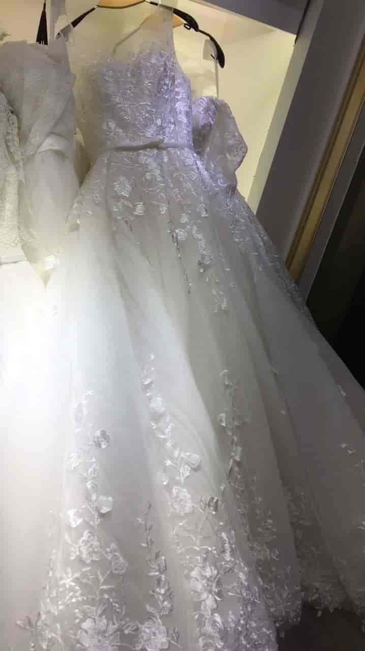 lorean christian wedding Dresses, Ayodhya Nagar - Jewellery ...