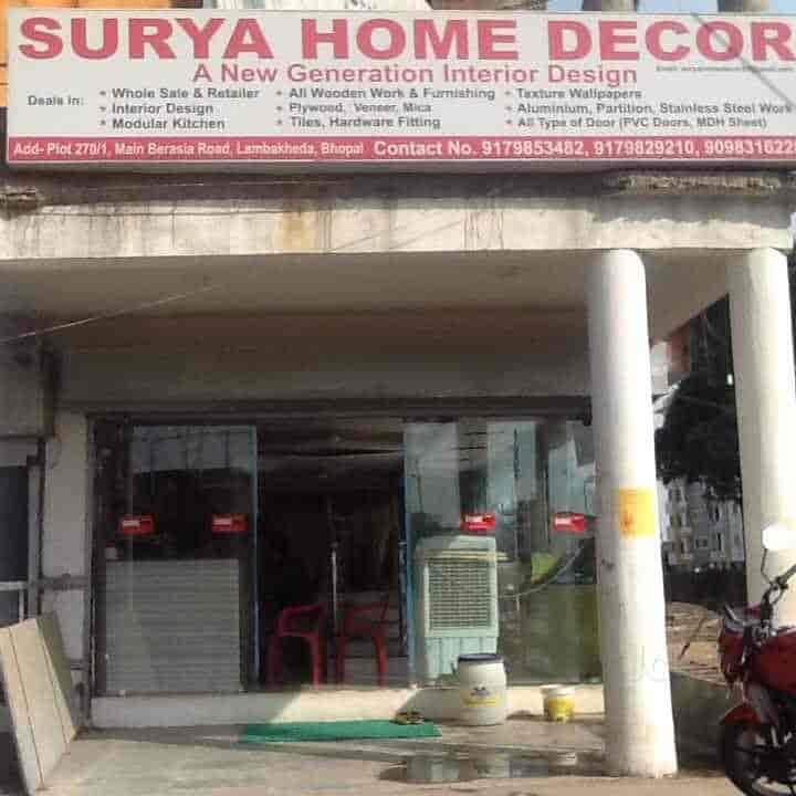 Front View Surya Home Decor Photos Karond Bhopal Plywood Dealers