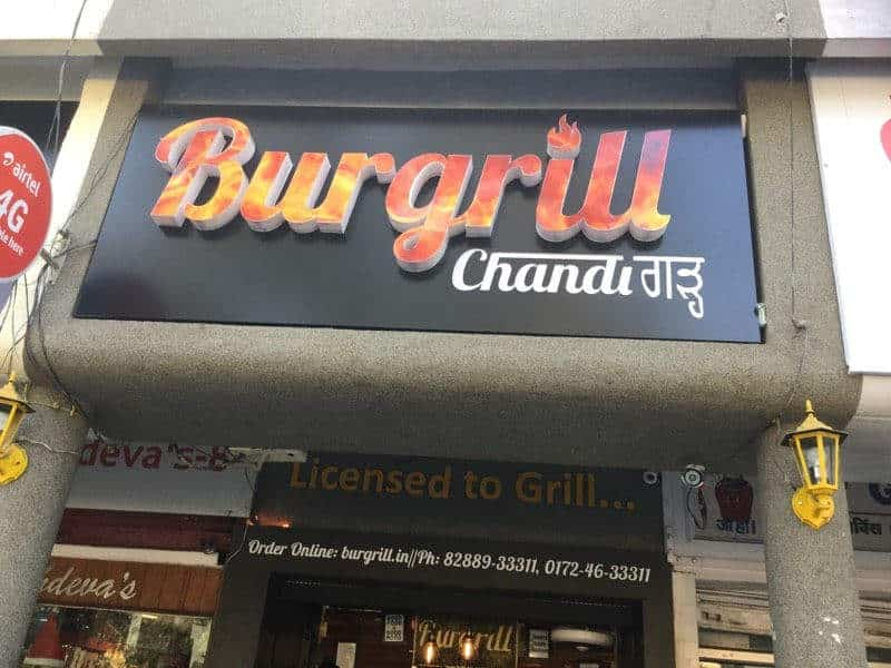 Image result for Burgrill