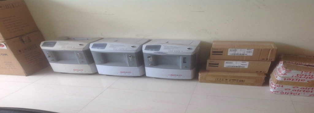 Medoxy Chandigarh Sector 54 Phase 2 Oxygen Concentrators