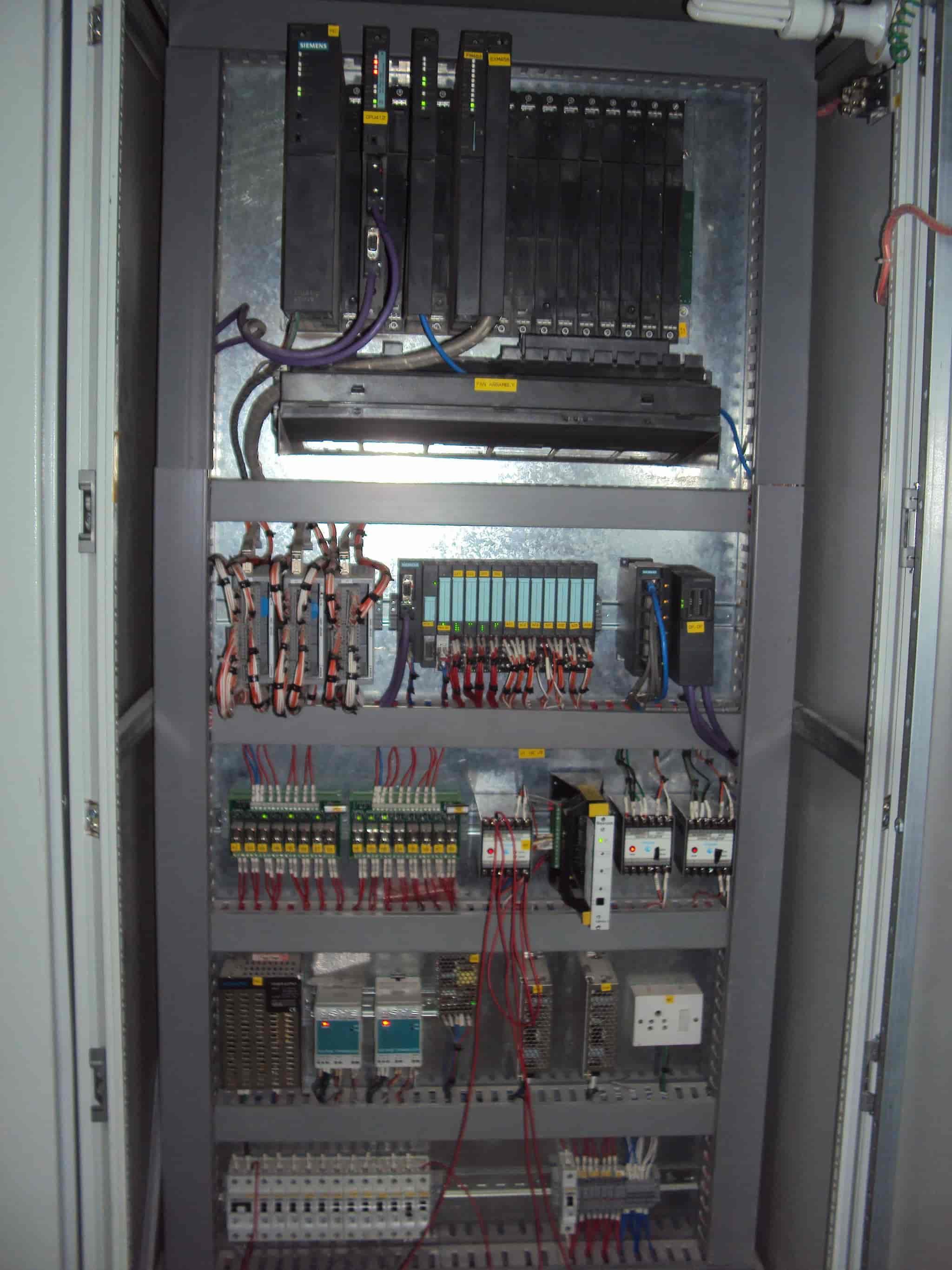 Unique Automation Controls, Derabassi - Electrical Panel ...