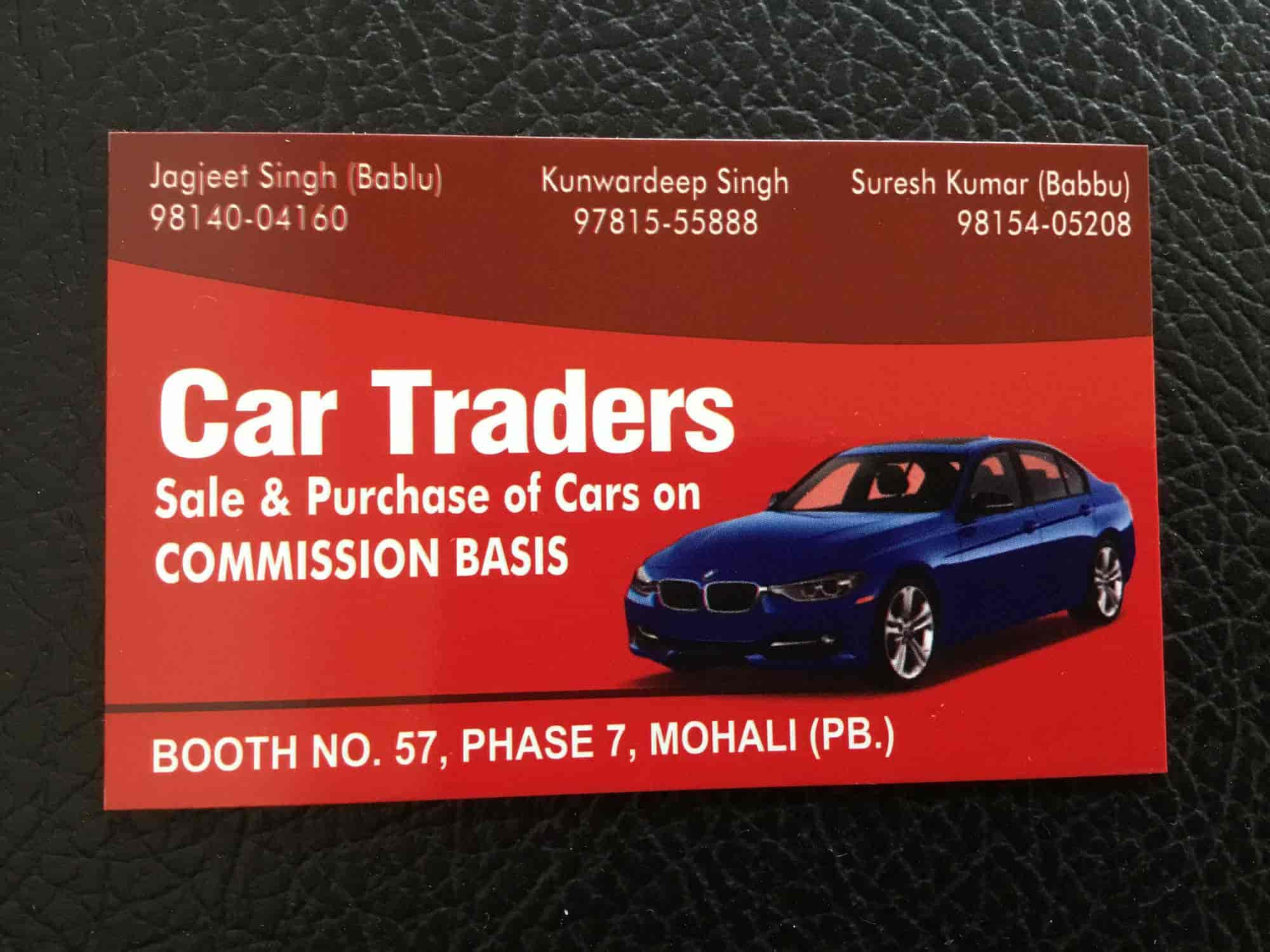 CAR Traders, Chandigarh Sector 61 Phase 7 - Second Hand Car Dealers ...