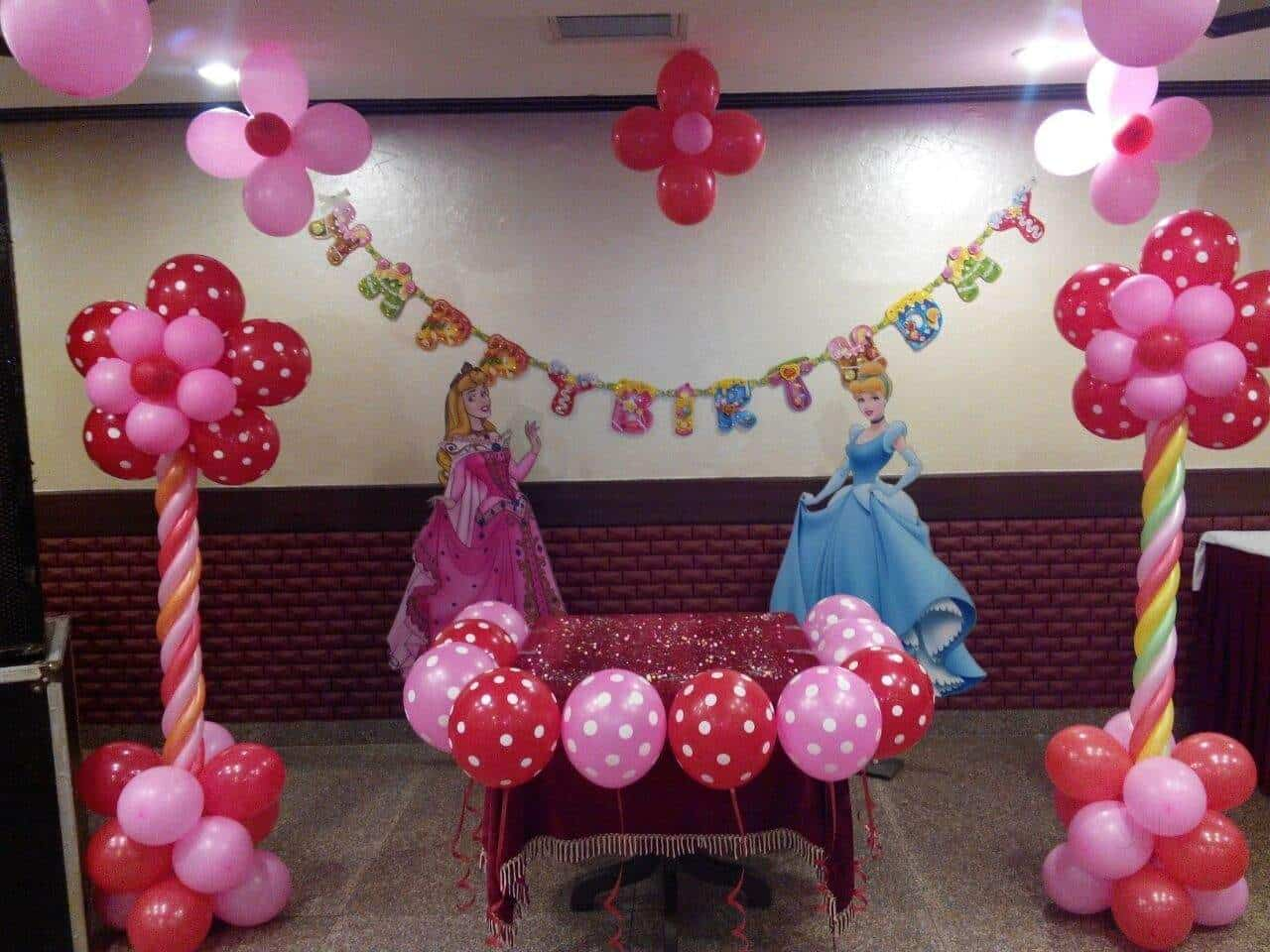 Birthday Party Decorators Sector 41a Balloon Decorators in