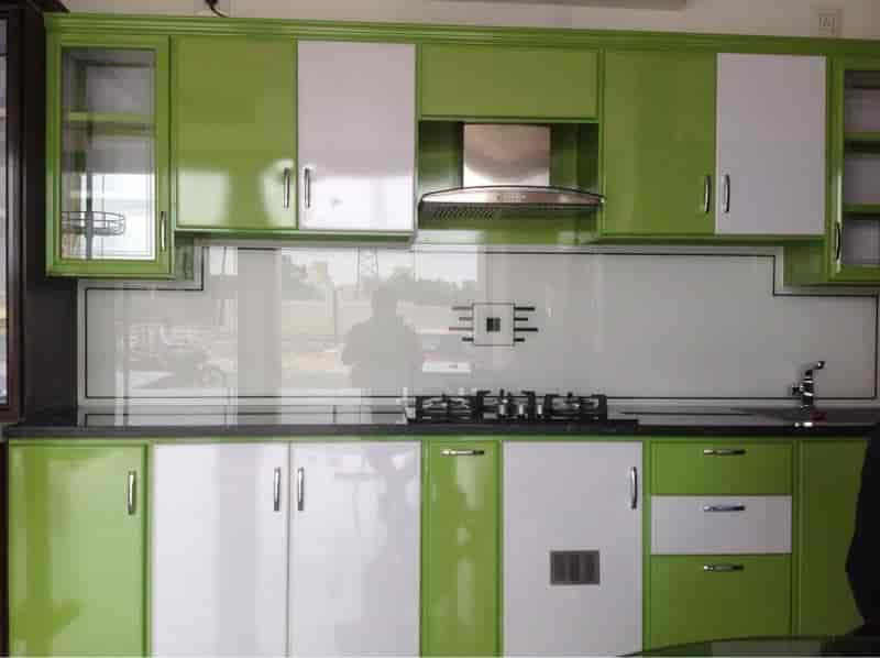 Idea Aluminium Modular Kitchen, Nerkundram Koyambedu   Modular Kitchen  Dealers In Chennai   Justdial