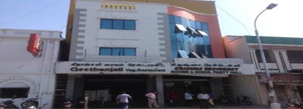 Krishna Residency Mylapore Krishana Hotels In Chennai Justdial