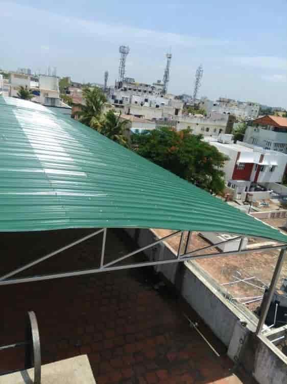 Ark Roofing Photos Thirunindravur Chennai Contractors