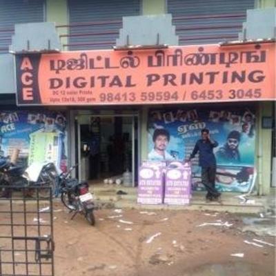 Ace Digital Printing, Pallavaram - Printing Press in Chennai - Justdial