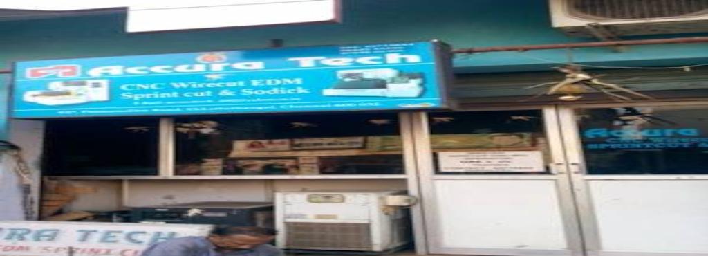 Accura Tech, Ekkaduthangal - CNC Wire Cut Machine in Chennai - Justdial