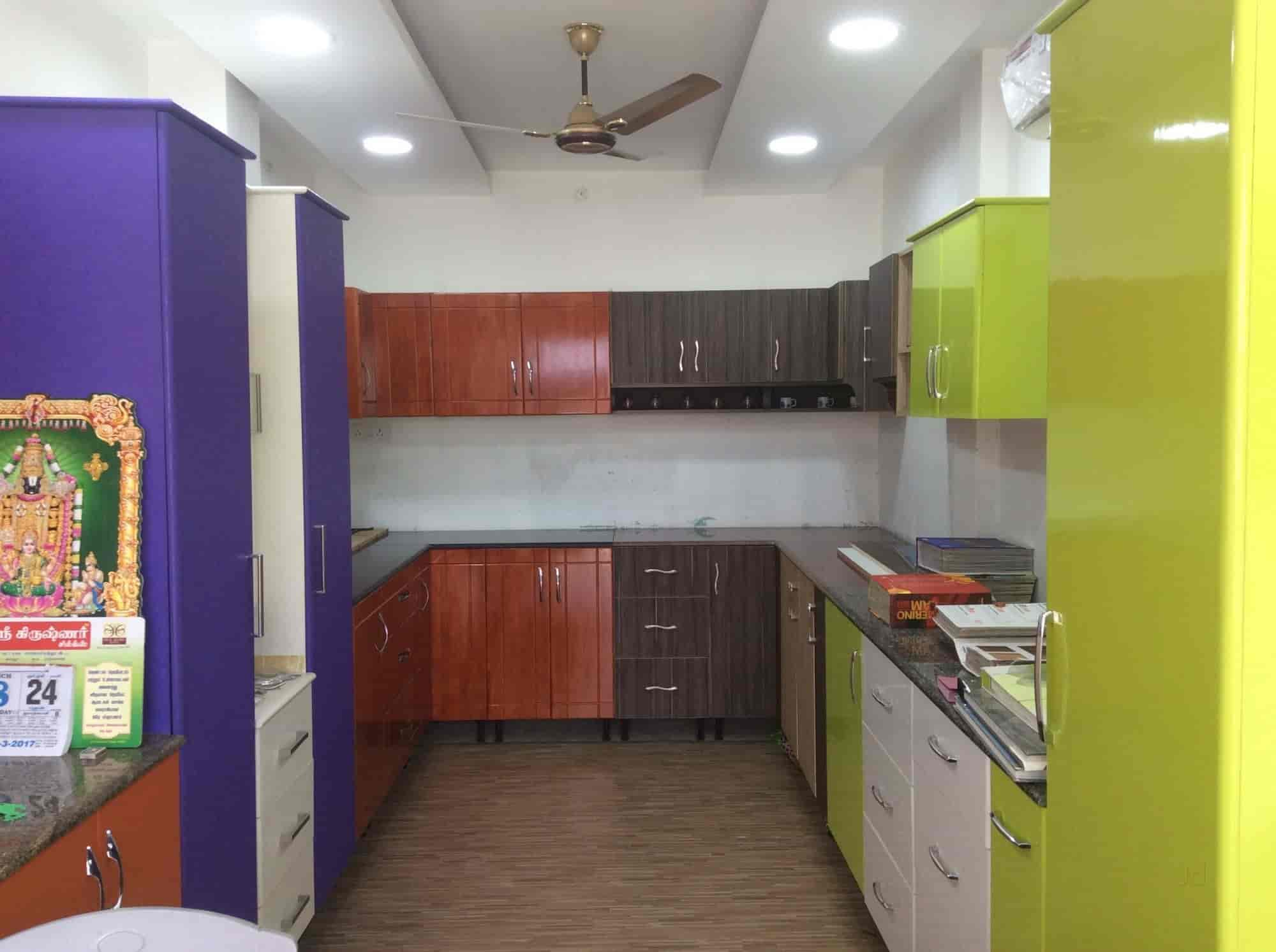 Blue Interior Designs Photos Ambattur Chennai Pictures Images