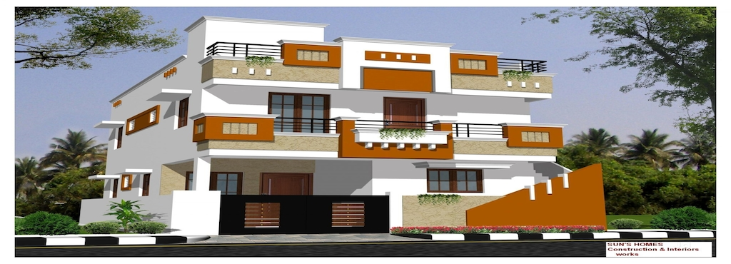 Suns Homes Construction And Interior Designer Nanganallur Suns Beauteous Interior Designer Homes Property