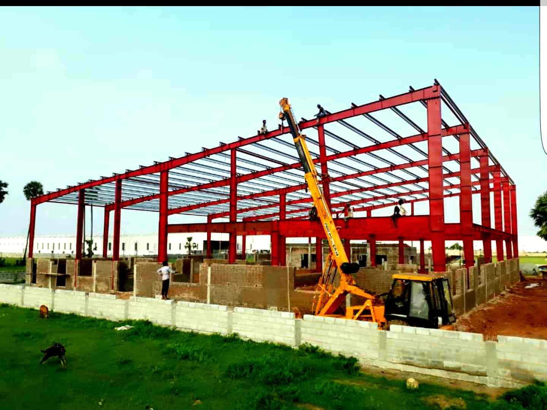 Bharathi Steel Building Solutions Tambaram Builders