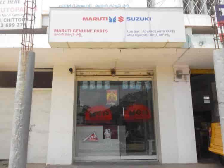 Advance Auto Parts Chittoor Ho Automobile Part Dealers In