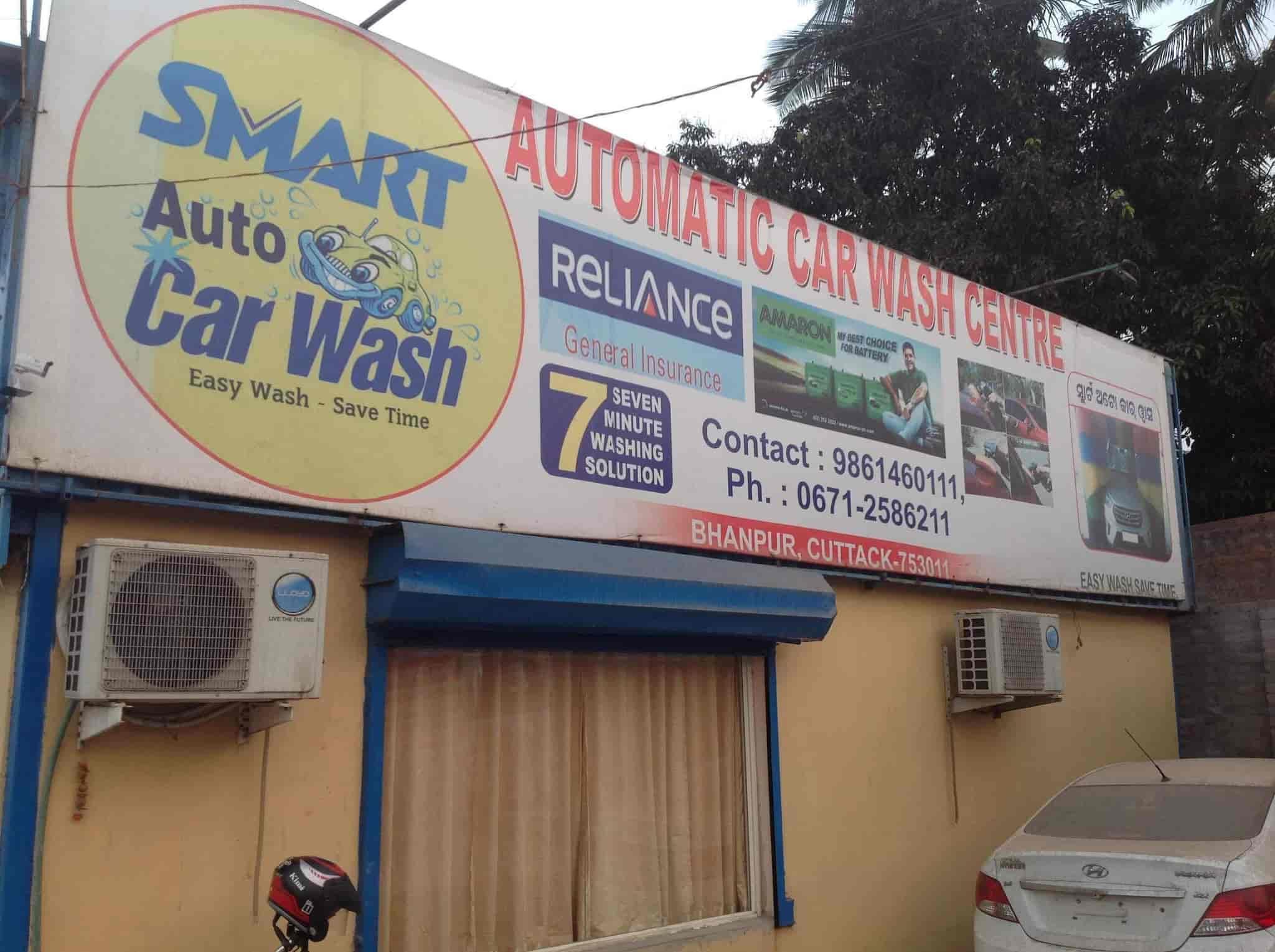 Smart Car Wash >> Smart Auto Car Wash Bhanpur Car Repair Services In
