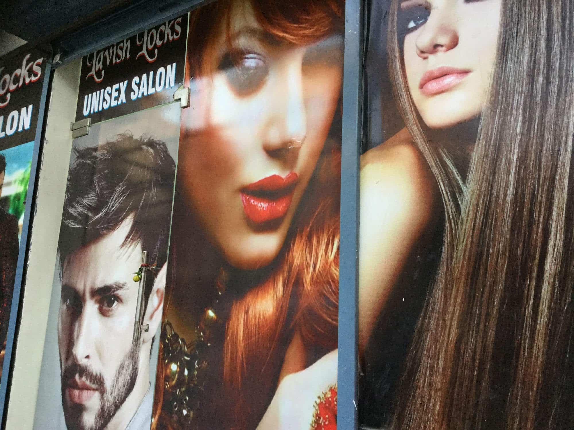 lavish looks unisex salon, rama park-uttam nagar - unisex salons in