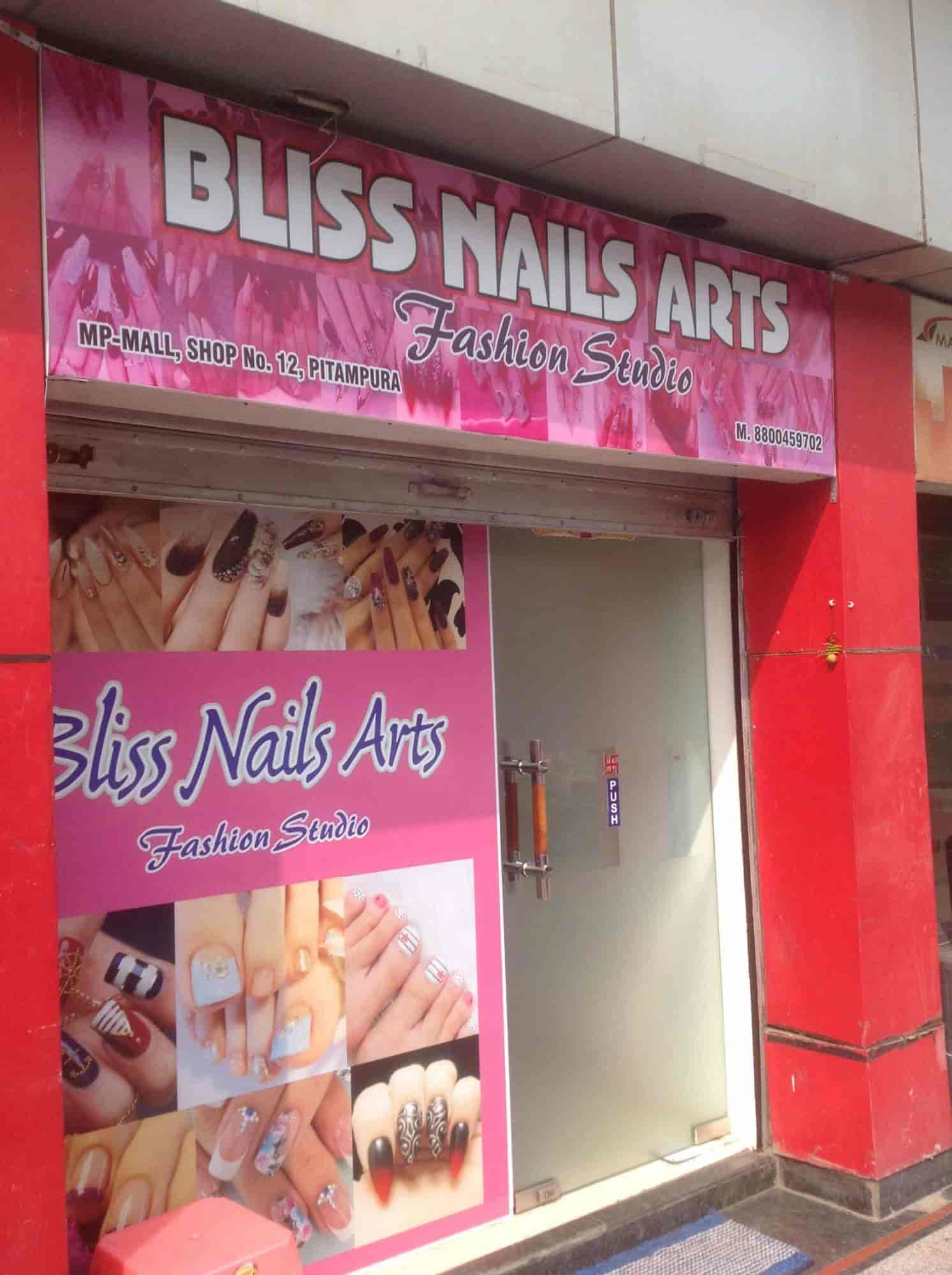 Bliss Nail Art Photos, Pitampura, Delhi- Pictures & Images Gallery ...