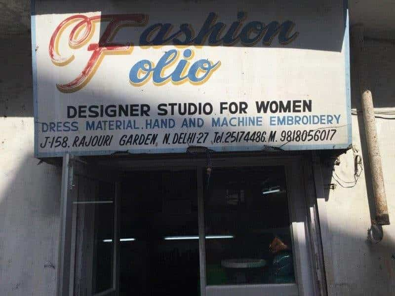 Fashion Folio (Closed Down)