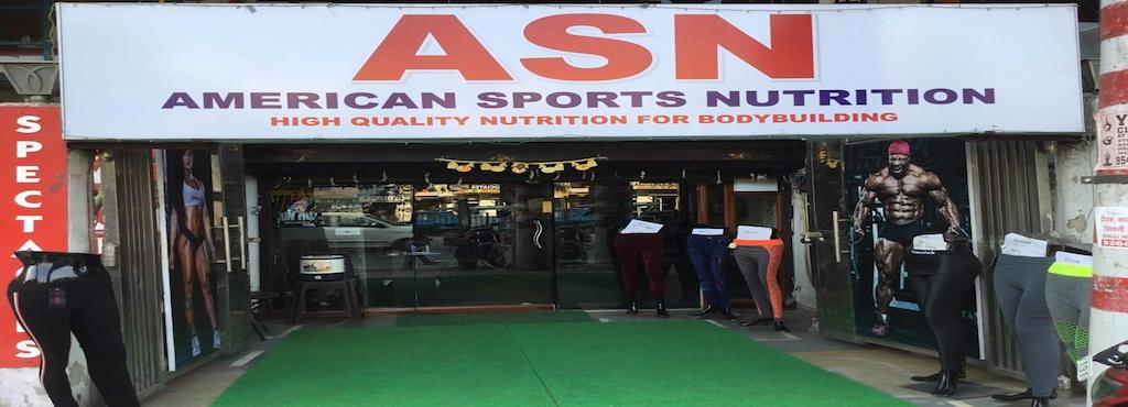 American Sports Nutrition, Vikaspuri - Protein Supplement Dealers in Delhi - Justdial