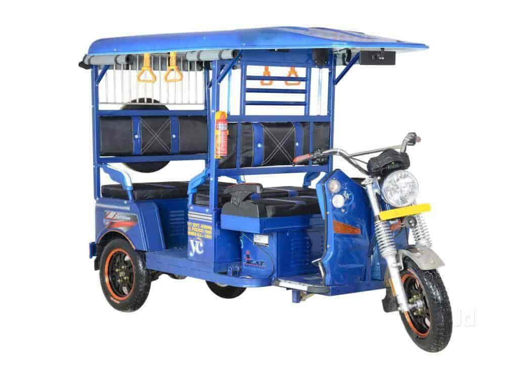 Top Electric Auto Rickshaw Manufacturers in Haldwani - Best