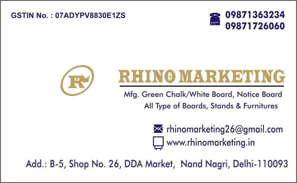 rhino office furniture. Rhino Office Furniture. Marketing Photos, Nand Nagri, Delhi - Furniture Dealers