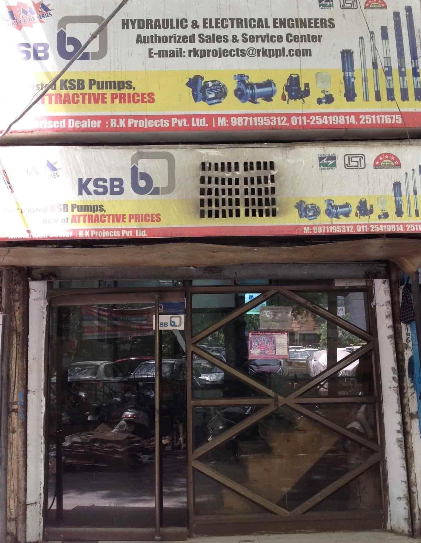 Top 100 Ksb Submersible Pump Dealers in Meerut Road
