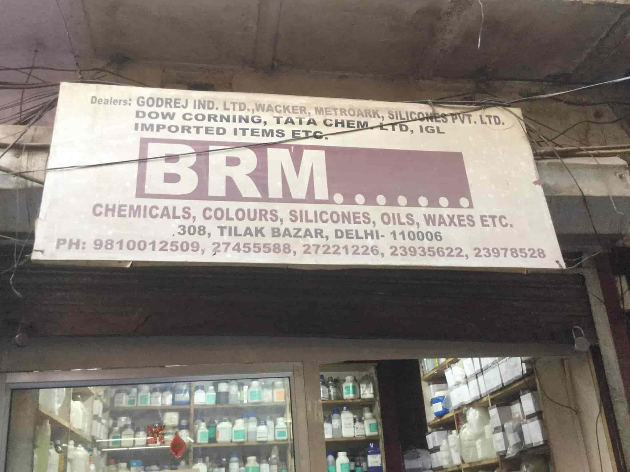 Top 10 Laboratory Chemical Wholesalers in Sarojini Nagar