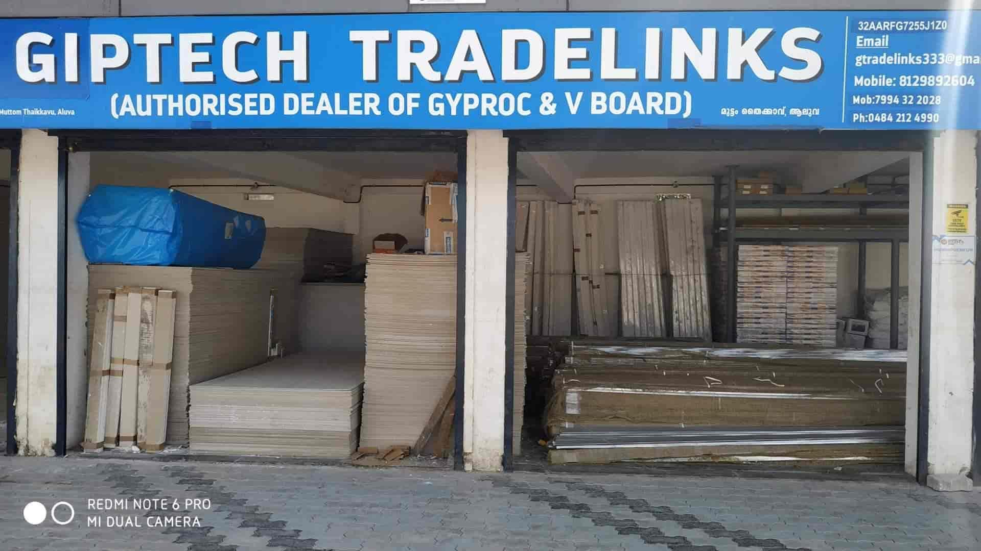 Top 30 Gypsum Dealers in Aluva - Best Gypsum Board