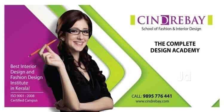 Cindrebay School Of Fashion Interior Design Kaloor