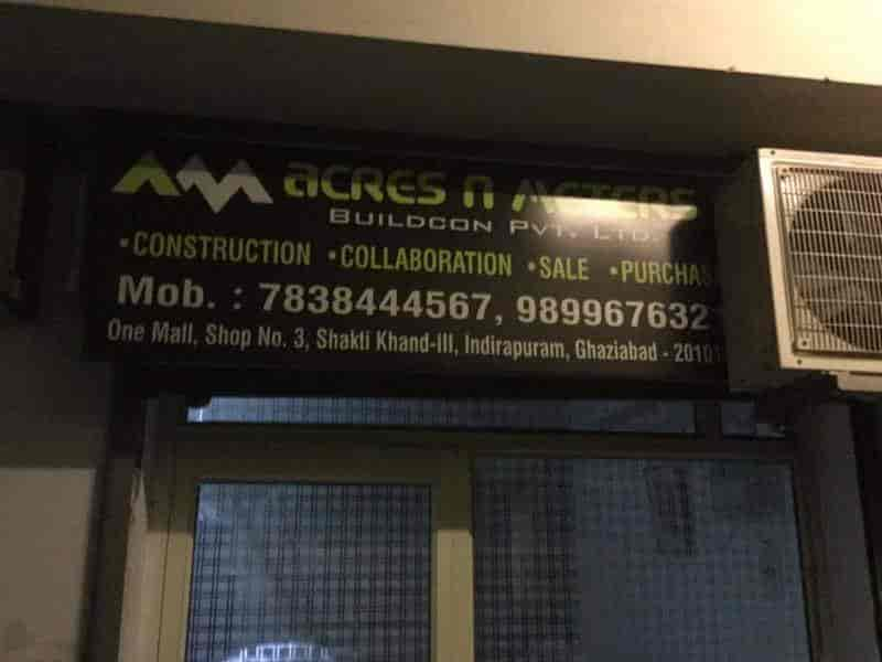 Acres N Meters Buildcon Pvt Ltd