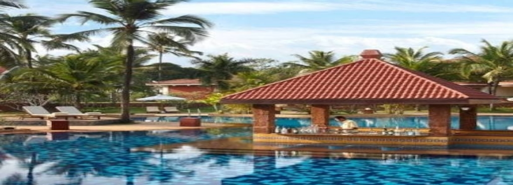 Island Bar Ramada Caravela Beach Resort