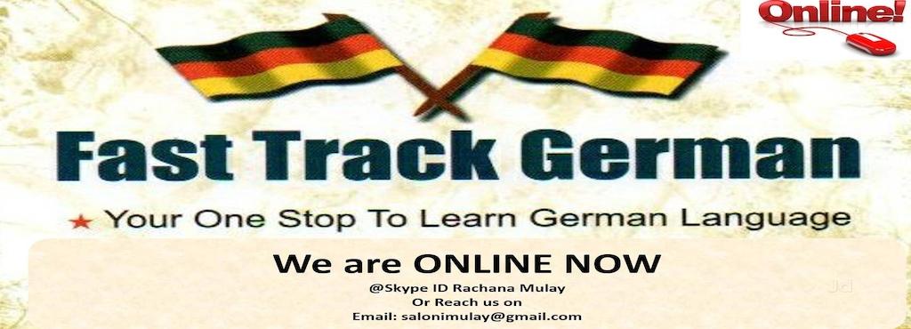 Fast In German >> Fast Track German Alto Porvorim Language Classes For German In