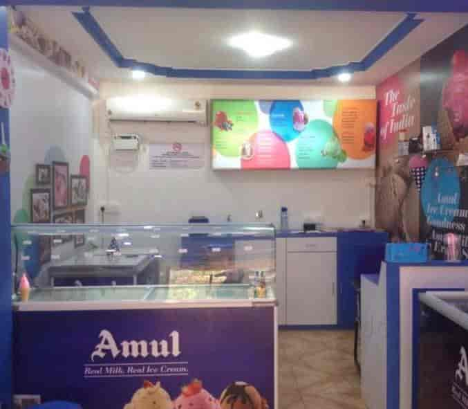 Amul Ice Cream Parlour Chilling Zone Photos Carmona Goa Pictures