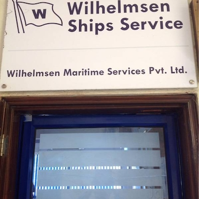 Wilhelmsen Maritime Services Pvt  Ltd , Vaddem - Shipping
